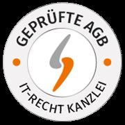 Prüfsiegel ABG IT-Kanzlei lern.de