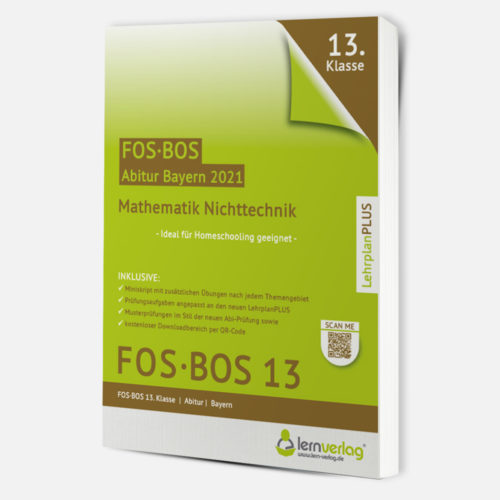 Abi 2021 - Trainer FOS 13 Mathe Nichttechnik