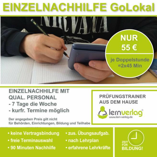 Einzelnachhilfe in München - Preise Lernförderung
