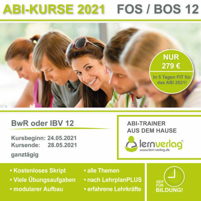 ABI 2021 FOS 12 BwR