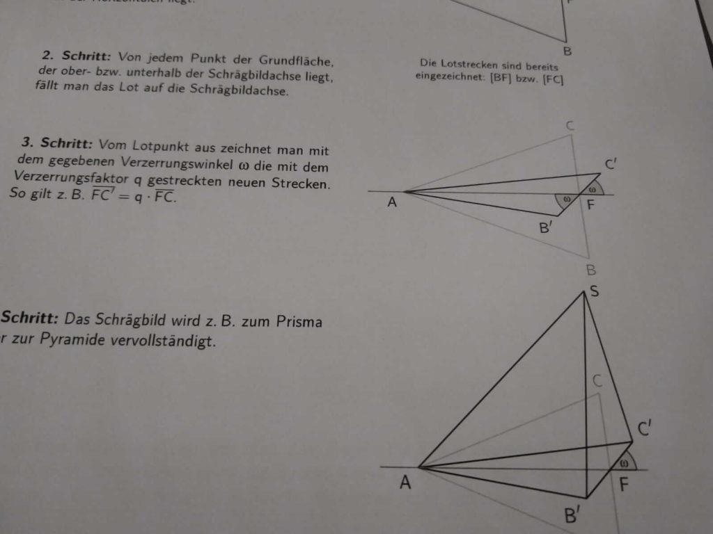 Mittlerer Schulabschluss Raumgeometrie lern.de