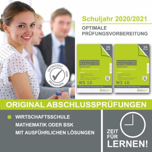 Prüfungstrainer Wirtschaftsschule Bayern